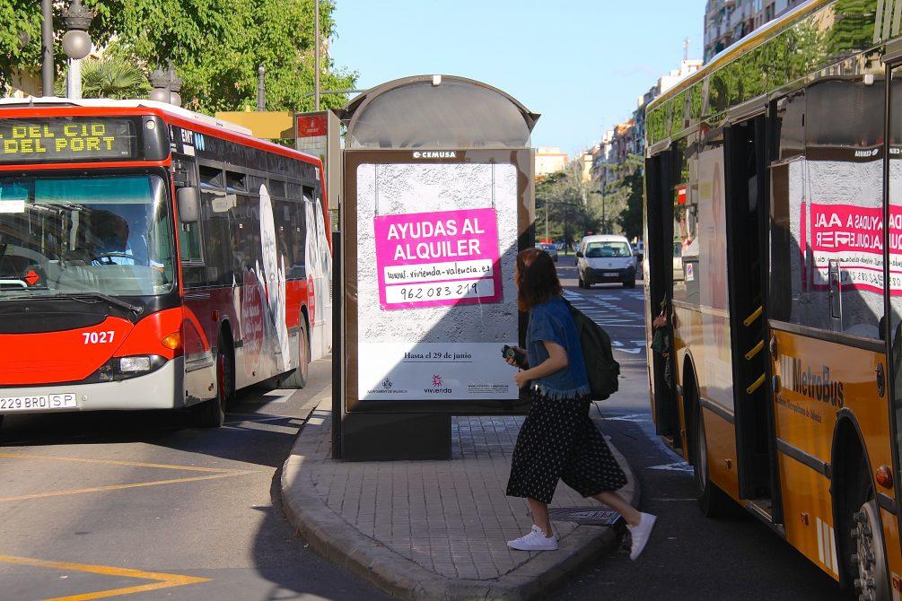 Trenat publicidad bus